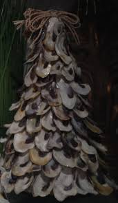 Seashell Christmas Tree Ornaments by 434 Best Coastal Holidays Images On Pinterest Christmas Ideas