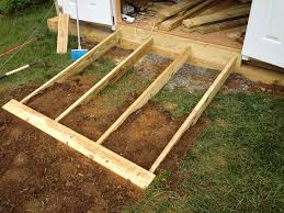 Floor Joist Spacing Shed by Shed Ramp 28 Steps With Pictures