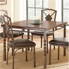Morris Home Annabella Square Dining Table