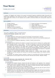 Business Consultant Resume Example Executive