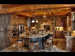 Rustic Interior Design Ideas For Decorating A