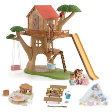 Buy Calico Critters Adventure Tree House Gift Set | Cheapest Li'l ... Calico Critters Tea And Treats Set Walmartcom Baby Kitty Boat And Mini Carry Case Youtube 2 Different Play Sets Together Highchair Cradle With Houses Opening Lots More Stuff Sylvian Families Unboxing Review Playpen High Childrens Bedroom Room Nursery Minds Alive Toys Crafts Books Critter The Is A Fashion Showcase Magic Beans Luxury Townhome Cc1804 Splashy Otter Family Castle Epoch Toysrus