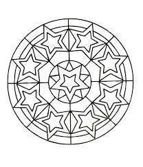 Simple Mandala 78