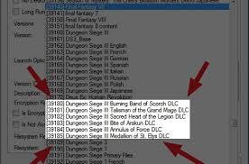 dungeon siege 3 free rumor dungeon siege 3 pre order dlc inadvertently revealed in steam
