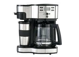 Hamilton Beach Coffee The Scoop 2 Way Brewer Maker 49615