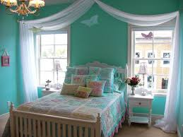 Turquoise Wall Paint Color Bedroom Ideas Decorating Using Palatial