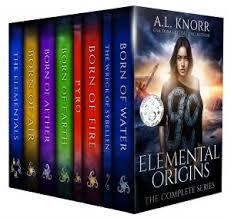 Elemental Origins The Complete Series