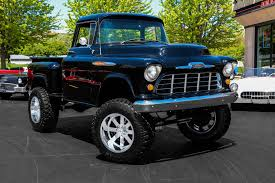 100 Used Chevy 4x4 Trucks For Sale 1955 Chevrolet Pickup 454ci Amazing Truck
