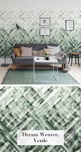 weaver verde tapeten wohnzimmer moderne tapeten
