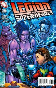 Legion Of Super Heroes Vol 5 46