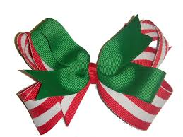 Christmas Bows Happy Holidays