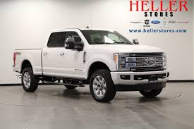 New 2019 Ford F-250 Super Duty Platinum Crew Cab Pickup In El Paso ...