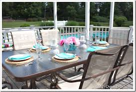 Diy Replace Patio Chair Sling by How To Paint Outdoor Furniture With Sling Seats Inmyownstyle