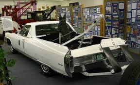 100 Repo Tow Truck 1965 Cadillac Pictures