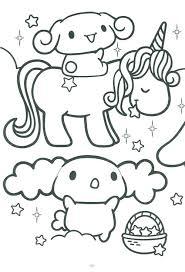 Anime Print Sticker 0 Kawaii Unicorn Printables Enterpriseforall