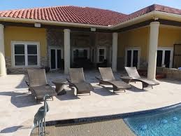 Tile Tech Cool Roof Pavers by How Is Your Travertine Pool Deck Holding Up