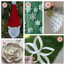Outdoor Christmas Decorations Ideas To Make by Christmas Ornaments To Make With Kids At Home Cheap Craft Ideas