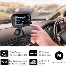 portable auto dab digital radio audio adapter bluetooth fm transmitter buy portable dab radio adapter auto dab audio adapter dab radio adapter with