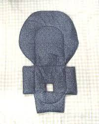 Eddie Bauer High Chair Pad Replacement Cover by Eddie Bauer High Chair Pad Replacement Cover Jenny Lind Chair