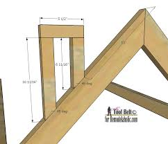 Free Woodworking Plans For Twin Bed by Remodelaholic House Frame Twin Bed Building Plan