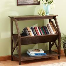 built with a tilt book nook bookcase woodworking plan from wood