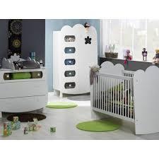 chambre bebe promo pack promo chambre complète eloise lit bébé à barreaux commode