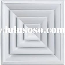 Drop Ceiling Air Vents by Drop Ceiling Air Vents Square Diffuser For Sale Price China