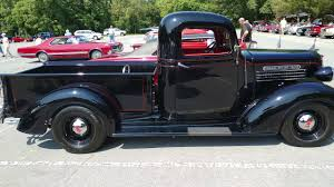 1937 BLACK GMC PICKUP TRUCK - YouTube