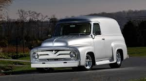 100 1955 Ford Panel Truck F100 F270 Kissimmee 2015