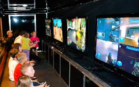 Massachusetts Video Game Truck Gallery | Ultimate Mobile Gaming ...