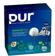 Pur Faucet Mounted Water Filter by Pur Fm 9700b 3 Stage Horizontal Faucet Mount With 2 Filters By Pur