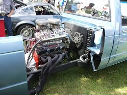 100 Truck Engine 1982 Chevrolet Truck Engine Wild Mid Engined Dragster Truc Flickr
