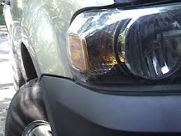 replacing the front blinker parking light bulb on 2007 ford escape