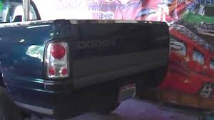 Roll Pan Install - 95 Dodge Ram - YouTube
