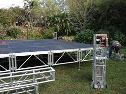 Staging Lighting Truss Rentals Miami Fort Lauderdale