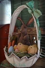Primitive Easter Home Decor by 806 Best Primitive Rabbit U0026 Spring Craft Ideas Images On Pinterest