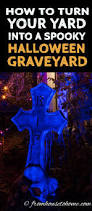 Halloween Graveyard Fence Decoration by Best 25 Halloween Graveyard Decorations Ideas On Pinterest