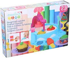 warenhandel könig creative knete set cupcakes muffins kuchen törtchen backen
