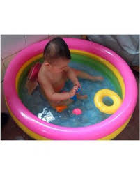 Inflatable Bathtub For Babies by Intex Water Tub Inflatable Pool Baby Bath Seat