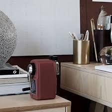 le bureau vintage un taille crayon d insipiration vintage brique pour le bureau