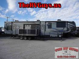 Fifth Wheelrhgeneralrvcom Cyclone By Heartland Rv True Luxury In A Th Rhcom Toy Hauler Storage