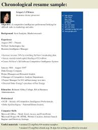 Sample Resume Medical Claims Processor Combined With 3 L Insurance To Produce Perfect