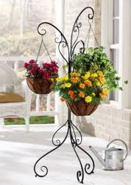 5 Foot Metal Flower Display Tier Stand 100 I Could