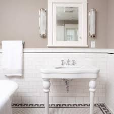 clay squared bathrooms taupe walls taupe wall color white