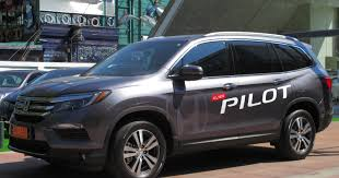 Used Honda Pilot With Captain Chairs by Difference Between 2016 Honda Pilot Trim Options Honda Of Burien