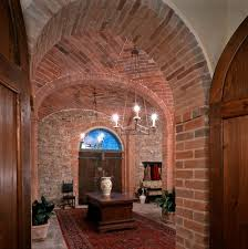 Groin Vault Ceiling Images by Settled In Tuscany Villa Tour Entry Hall