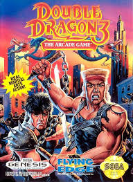 Double Dragon III Sega Genesis by MDTartist83 on DeviantArt