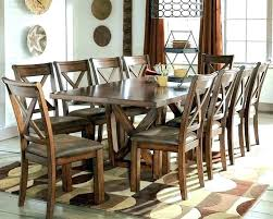 8 Person Dining Room Table Seats That In Restaurant Round 10