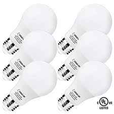 lohas led light bulbs 60 watt equivalent ul listed 5000k