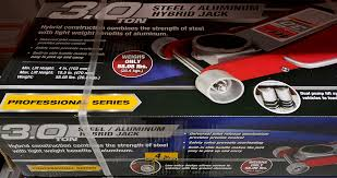 Northern Tool 3 Ton Floor Jack by New Arcan 3 Ton Aluminum Steel Hybrid Floor Jack At Costco